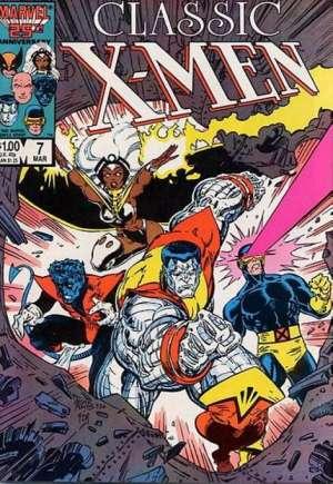 Classic X-Men (1986-1990)#7B
