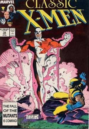 Classic X-Men (1986-1990)#16B