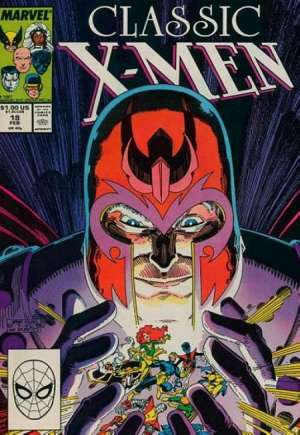 Classic X-Men (1986-1990)#18B