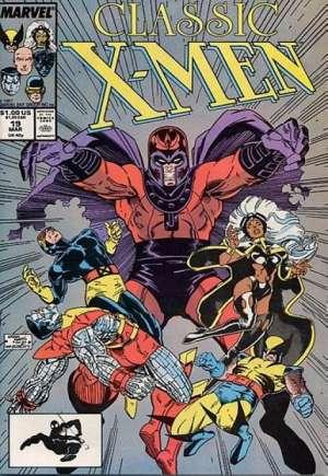Classic X-Men (1986-1990)#19B
