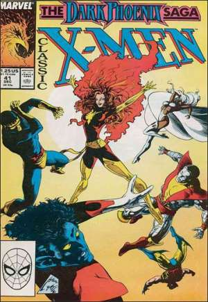 Classic X-Men (1986-1990)#41