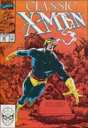 Classic X-Men (1986-1990)#44