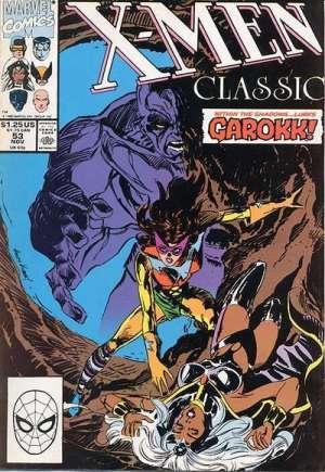 X-Men Classic (1990-1995)#53