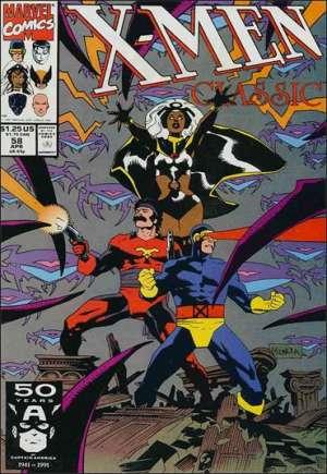 X-Men Classic (1990-1995)#58