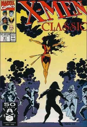 X-Men Classic (1990-1995)#61
