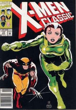 X-Men Classic (1990-1995)#77A