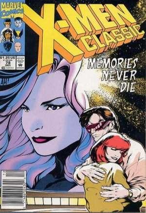 X-Men Classic (1990-1995)#78A