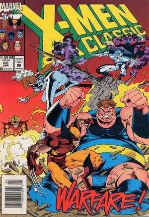 X-Men Classic (1990-1995)#82A