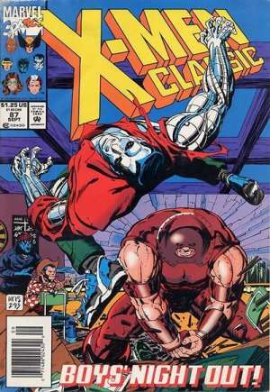 X-Men Classic (1990-1995)#87A