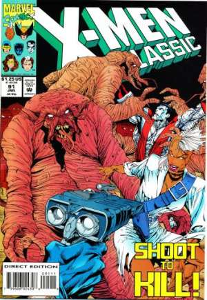 X-Men Classic (1990-1995)#91