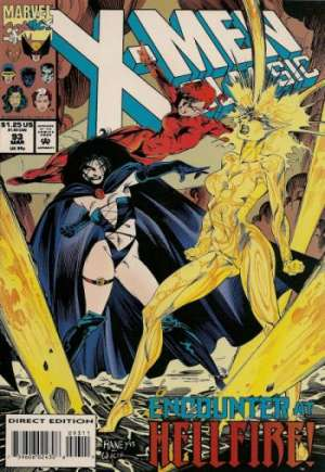 X-Men Classic (1990-1995)#93B