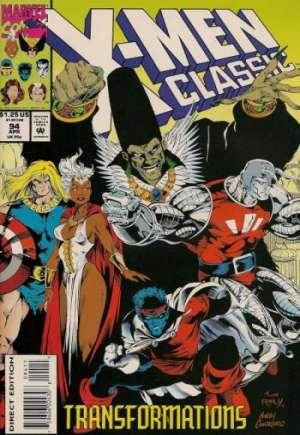 X-Men Classic (1990-1995)#94B