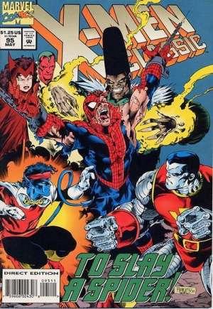 X-Men Classic (1990-1995)#95