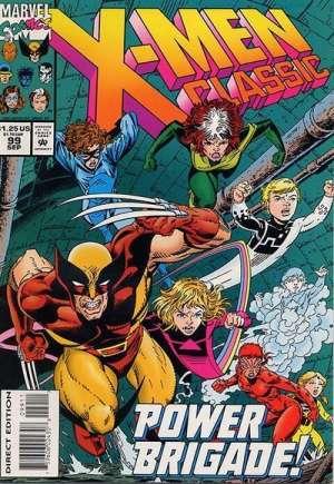 X-Men Classic (1990-1995)#99A