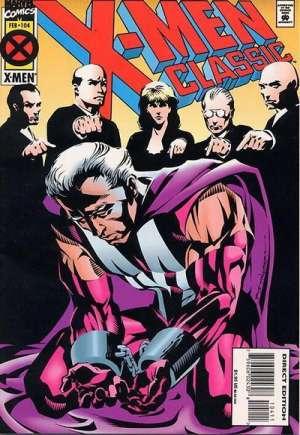 X-Men Classic (1990-1995)#104B