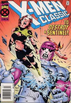 X-Men Classic (1990-1995)#106A