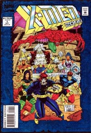 X-Men 2099 (1993-1996)#1B