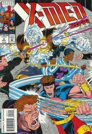 X-Men 2099 (1993-1996)#2