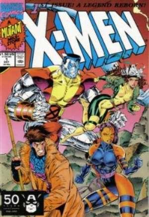 X-Men (1991-2001, 2004-2008)#1D