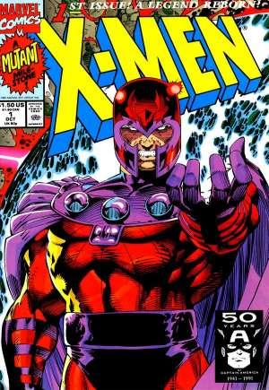 X-Men (1991-2001, 2004-2008)#1F