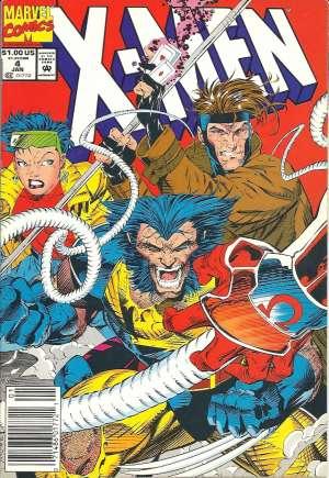 X-Men (1991-2001, 2004-2008)#4A
