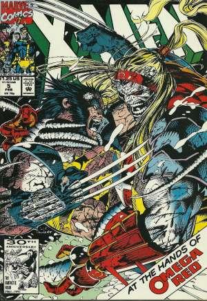 X-Men (1991-2001, 2004-2008)#5B