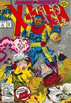 X-Men (1991-2001, 2004-2008)#8B