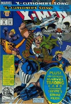 X-Men (1991-2001, 2004-2008)#16D