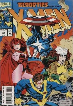 X-Men (1991-2001, 2004-2008)#26B