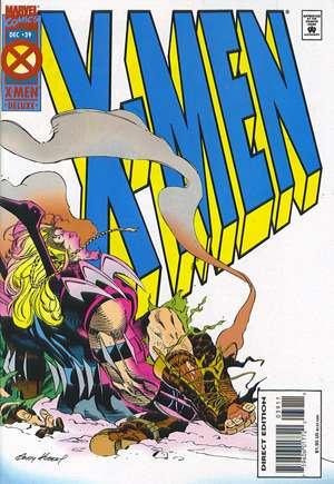 X-Men (1991-2001, 2004-2008)#39C
