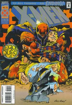 X-Men (1991-2001, 2004-2008)#41C