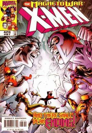X-Men (1991-2001, 2004-2008)#87B