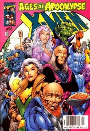 X-Men (1991-2001, 2004-2008)#98A
