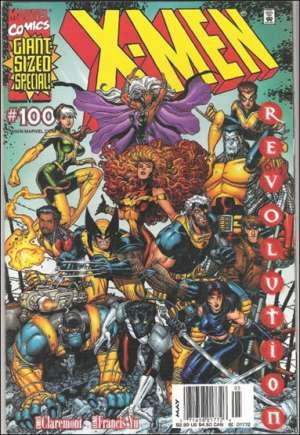 X-Men (1991-2001, 2004-2008)#100A
