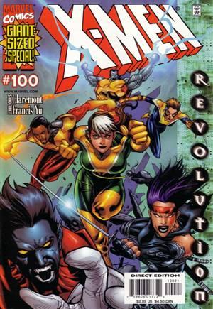 X-Men (1991-2001, 2004-2008)#100C