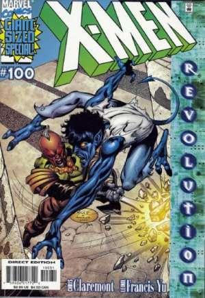 X-Men (1991-2001, 2004-2008)#100D