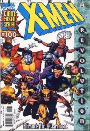 X-Men (1991-2001, 2004-2008)#100G