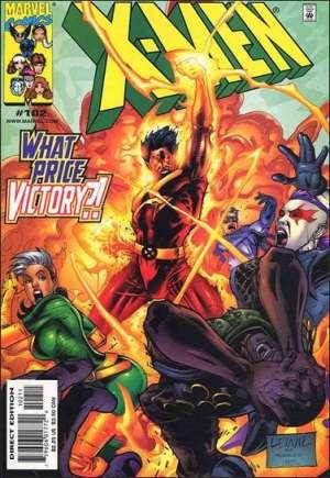 X-Men (1991-2001, 2004-2008)#102B