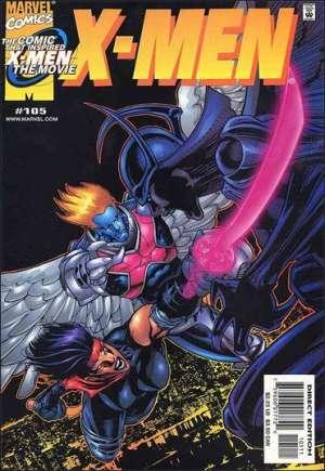 X-Men (1991-2001, 2004-2008)#105B