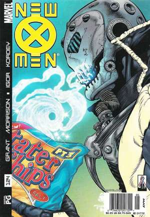 New X-Men (2001-2004)#124A