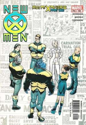 New X-Men (2001-2004)#135B