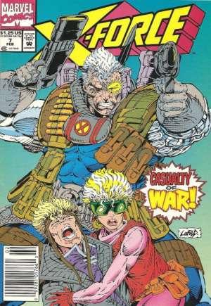 X-Force (1991-2002)#7A