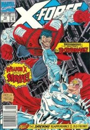 X-Force (1991-2002)#10A