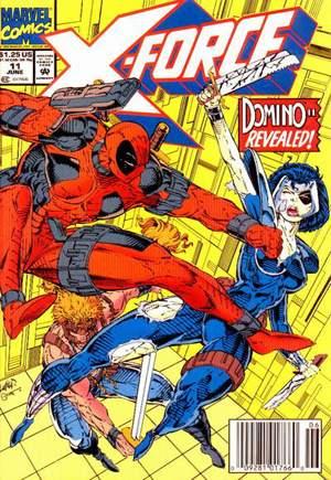 X-Force (1991-2002)#11A