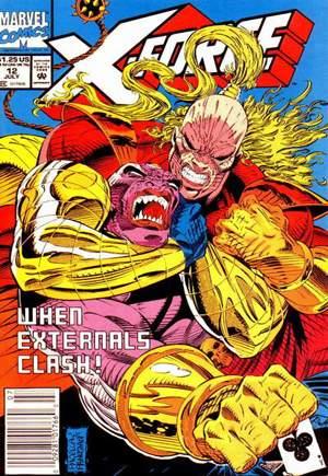 X-Force (1991-2002)#12A