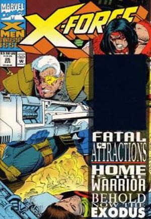 X-Force (1991-2002)#25B