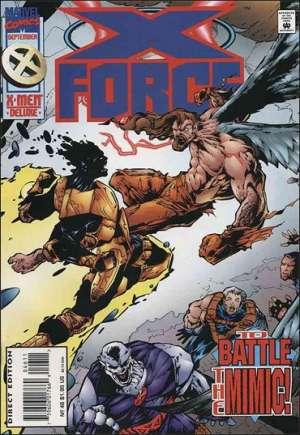 X-Force (1991-2002)#46B