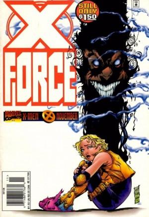 X-Force (1991-2002)#48A