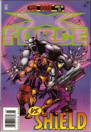 X-Force (1991-2002)#55A