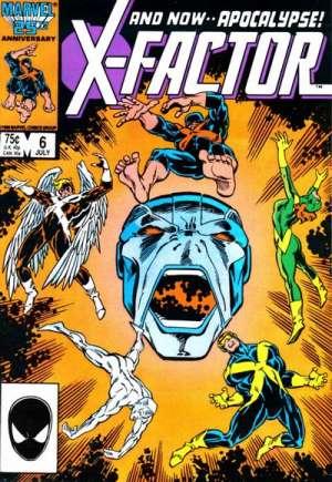 X-Factor (1986-1998)#6B